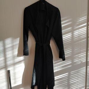 American Apparel long trench coat